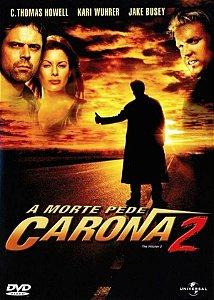 Dvd A Morte Pede Carona 2 - Jake Busey