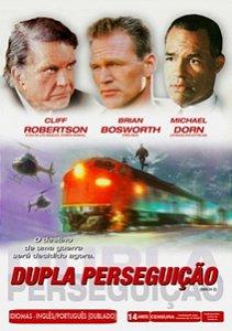 Dvd Dupla Perseguição - Michael Born