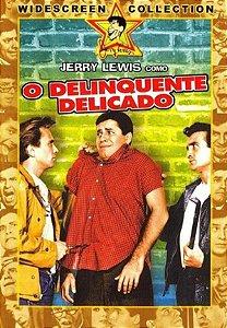 Dvd O Delinquente Delicado  Jerry Lewis