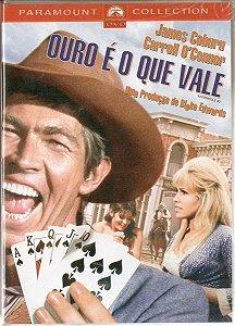 Dvd Ouro É O Que Vale - James Coburn