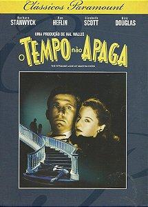 Dvd O Tempo Não Apaga - Barbara Stanwyck