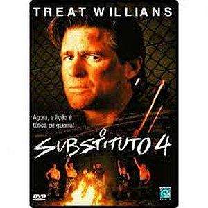 Dvd O Substituto 4 - Treat Willians