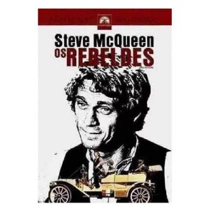 Dvd Os Rebeldes - Steve Mcqueen