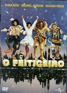 Dvd O Feiticeiro - The Wiz - Michael Jackson