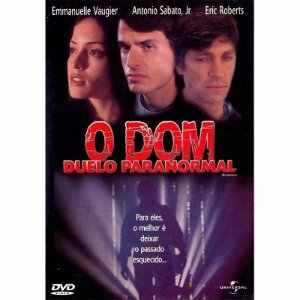 Dvd O Dom Duelo Paranormal - Eric Roberts
