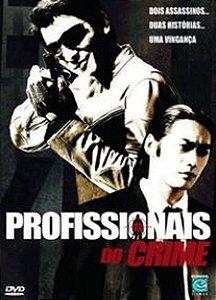 Dvd Profissionais Do Crime - Andy Lau
