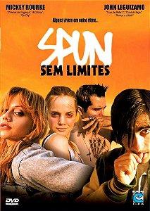 Dvd - Spun Sem Limites - Brittany Murphy