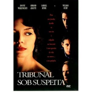 Dvd Tribunal Sob Suspeita - Jonne Whalley-Kilmer