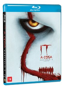 Blu-Ray - IT A COISA CAPITULO 2