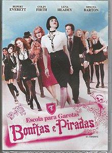 Dvd Escola Para Garotas Bonitas E Piradas - Rupert Everett