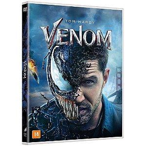 Dvd Venom - Tom Hardy
