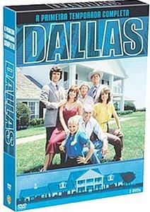 Box Dvd Dallas - A 1 Temporada Completa