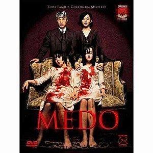 Dvd Duplo - Medo - Edição Especial - Kim Ji-woon