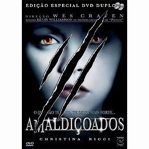 Dvd Duplo - Amaldiçoados - Edição Especial - Christina Ricci