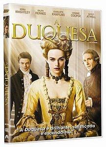 Dvd A Duquesa - Keira Knightley