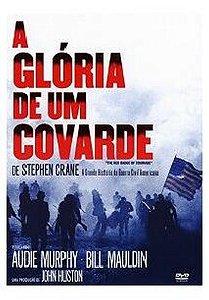 Dvd A Gloria De Um Covarde - Audie Murphy