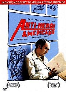 Dvd Anti-herói Americano - Paul Giamatti