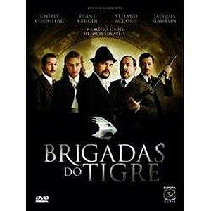 Dvd Brigadas Do Tigre - Diane Kruger