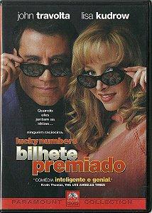Dvd Bilhete Premiado - John Travolta