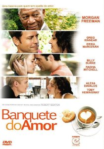 Dvd Banquete Do Amor - Morgan Freeman