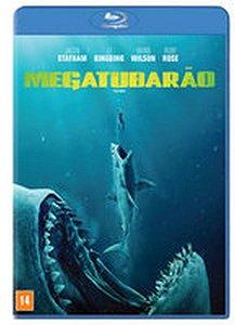 Blu ray - Megatubarão - Jason Statham