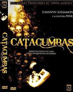Dvd Duplo - Catacumbas - Pink