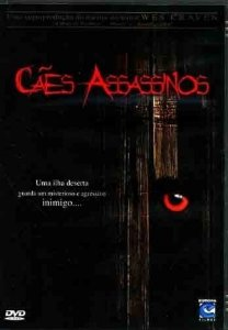 Dvd Cães Assassinos - Wes Craven