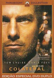 Dvd Duplo Colateral - Edição Especial - Tom Cruise