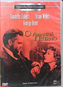 Dvd O Amanhã É Eterno - Orson Welles