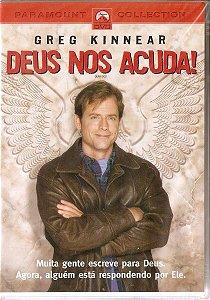Dvd Deus Nos Acuda - Greg Kinnear