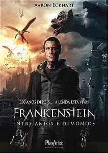 Dvd Frankenstein: Entre Anjos E Demônios - Aaron Eckhar