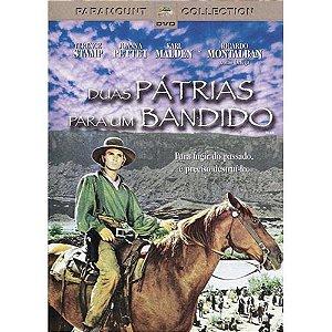 Dvd Duas Pátrias Para Um Bandido - Ricardo Montalban