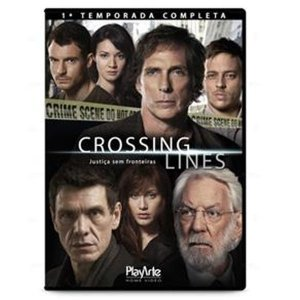 Dvd-  Crossing Line - 1 Temporada Completa