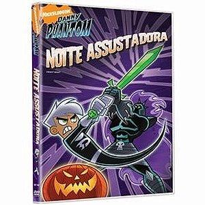 Dvd - Danny Phantom - Noite Assustadora - Nickelodeon