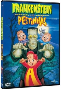 Dvd - Frankenstein E Os Pestinhas