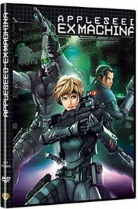 Dvd - Appleseed Ex Machina