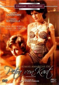 Dvd - As Lagrimas Amargas De Petra Von Kant