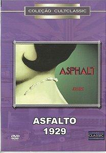 Dvd - Asfalto - Joe May