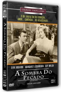 Dvd - A Sombra Do Pecado - Dirk Bogarde