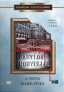 Dvd - A Nova Babilônia - David Gutman