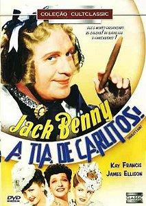 Dvd - A Tia De Carlitos - Jack Benny