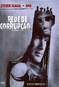 Dvd Rede De Corrupcão - Steven Seagal