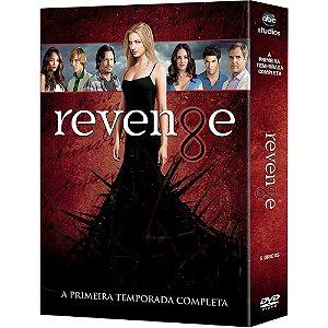 Dvd Revenge - 1 Temporada Completa - 5 Dvds