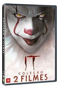 DVD - IT A COISA - COLECAO 2 FILMES