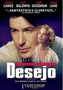 DVD Um Bonde Chamado Desejo - Jessica Lange - Alec Baldwin