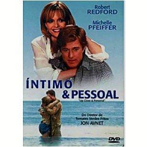 Dvd Intimo & Pessoal -  Michelle Pfeiffer - Robert Redford