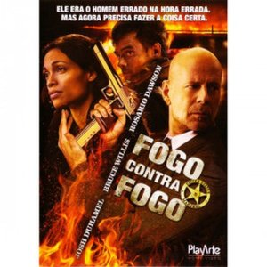 Dvd - Fogo Contra Fogo