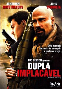 Dvd - Dupla Implacável