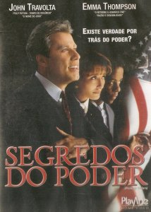 Dvd - Segredos do Poder