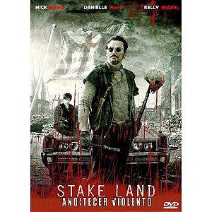 Dvd  Stake Land  Anoitecer Violento